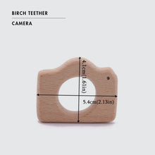 Load image into Gallery viewer, Birch Teether