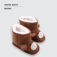 Load image into Gallery viewer, Winter Bear Boots