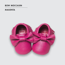 Load image into Gallery viewer, Bow Moccasin