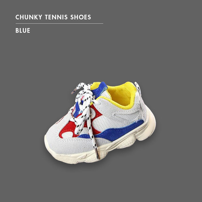 Chunky Tennis Shoes