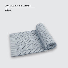 Load image into Gallery viewer, Knit Blanket
