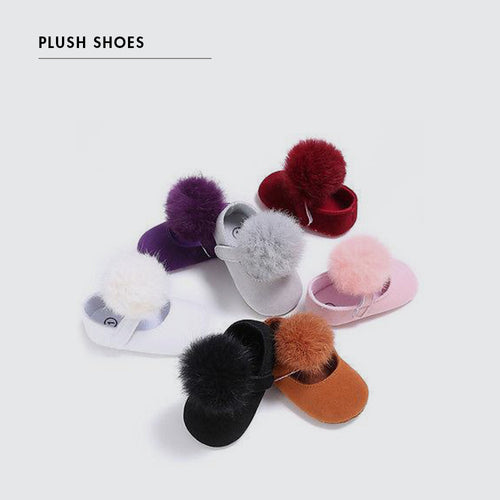 Plush Shoes