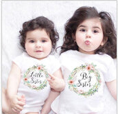 Load image into Gallery viewer, Big Sister - Little Sister Matching Shirts