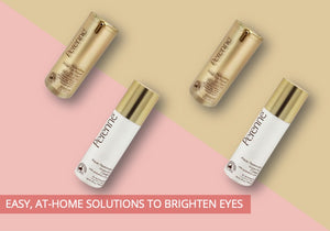 Easy, At-home Solutions to Brighten Up Your Eyes