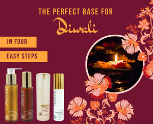 The Perfect Base for Diwali, in Four Easy Steps