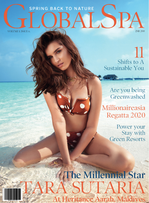 Global Spa Magazine - The Green Beauty Room