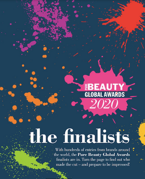 Pure Beauty Global Awards 2020 - Finalist