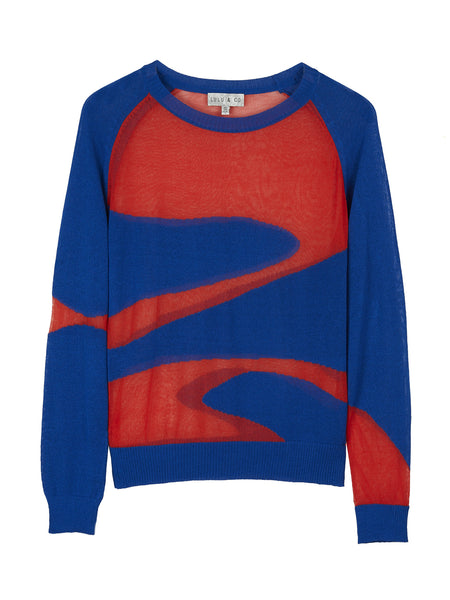 SUN RA KNIT JUMPER