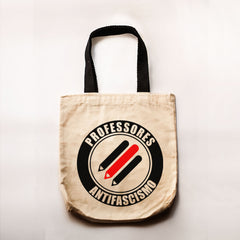 bolsa ecobag professores antifascismo