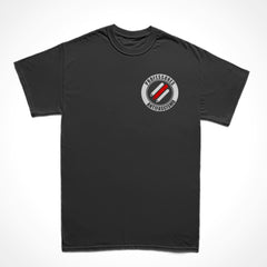 camiseta básica mini professores antifascismo