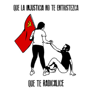 Camiseta Baby Look Radicalize