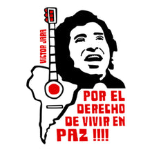 Load image into Gallery viewer, Camiseta Básica Victor Jara