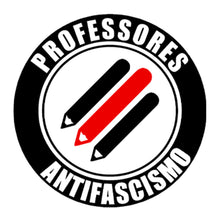 Carregar imagem no visualizador da galeria, Camiseta Baby Look Professores Antifascismo