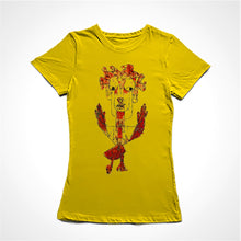 Load image into Gallery viewer, Camiseta Baby Look Angelus Novus