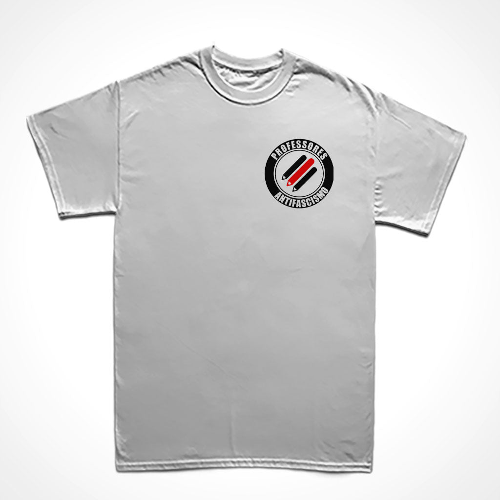Camiseta Básica Professores Antifascismo - Mini