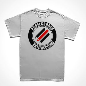Camiseta Básica Professores Antifascismo