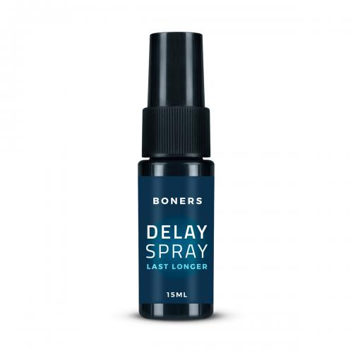 Boners Orgasmevertragende Spray - 15 ml