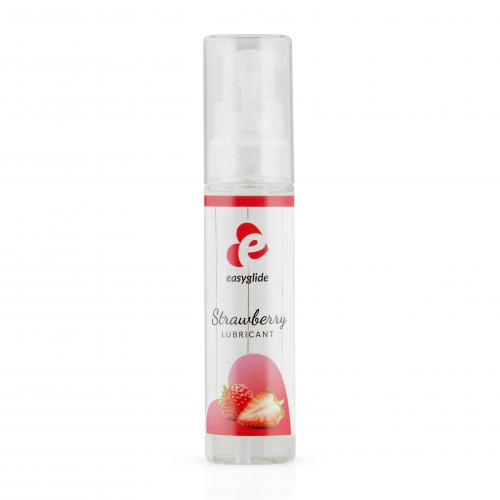 EasyGlide Strawberry Waterbasis Glijmiddel  - 30ml