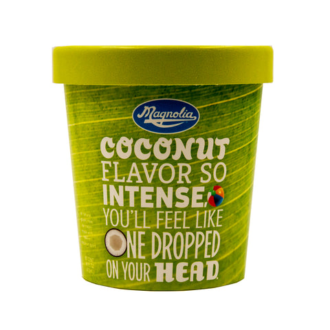 Magnolia All Natural Coconut Ice Cream