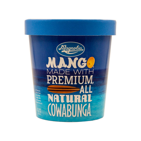 Magnolia All Natural Mango Ice Cream