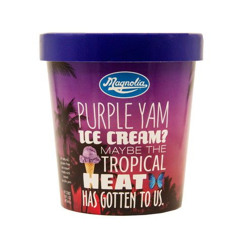 Magnolia All Natural Ube Ice Cream