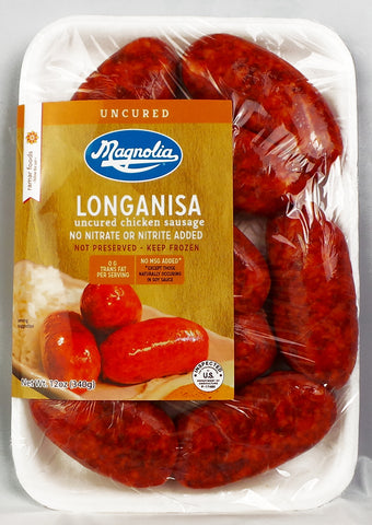 Magnolia Meats - Uncured Chicken Longanisa