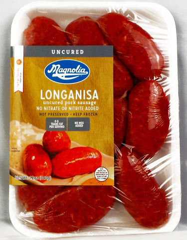 Magnolia Meats - Uncured Pork Longanisa