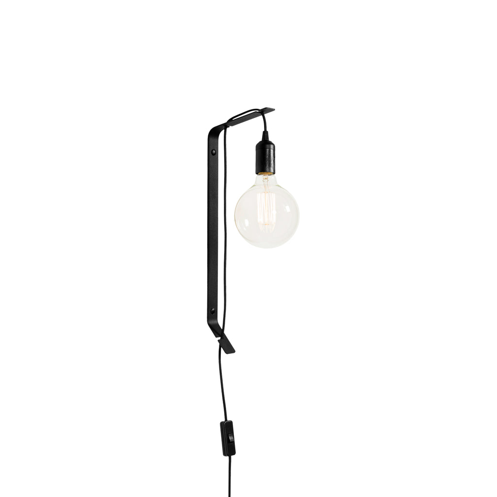 Flexi Wall Lamp - Black