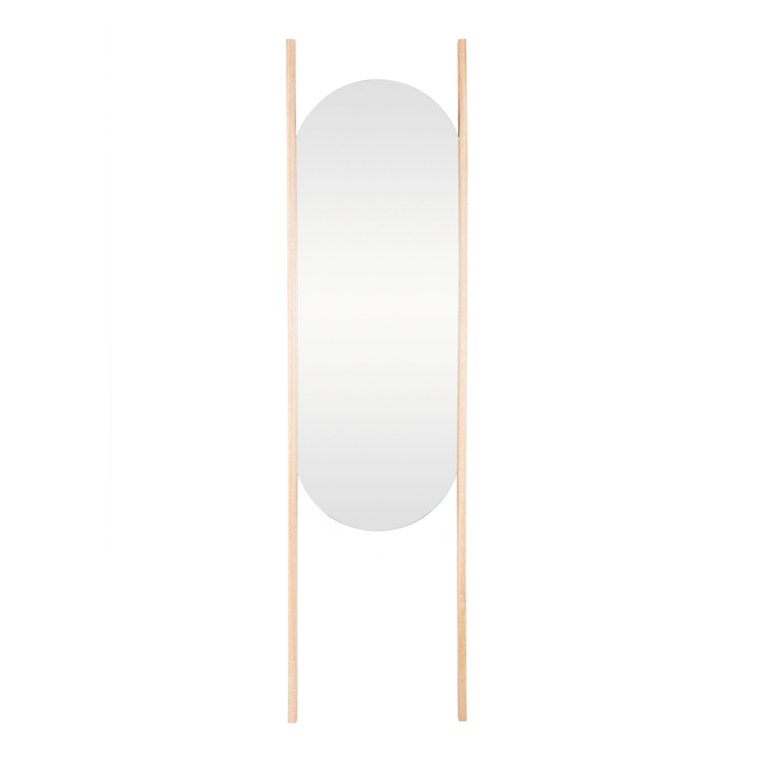 Leaning Pill Mirror