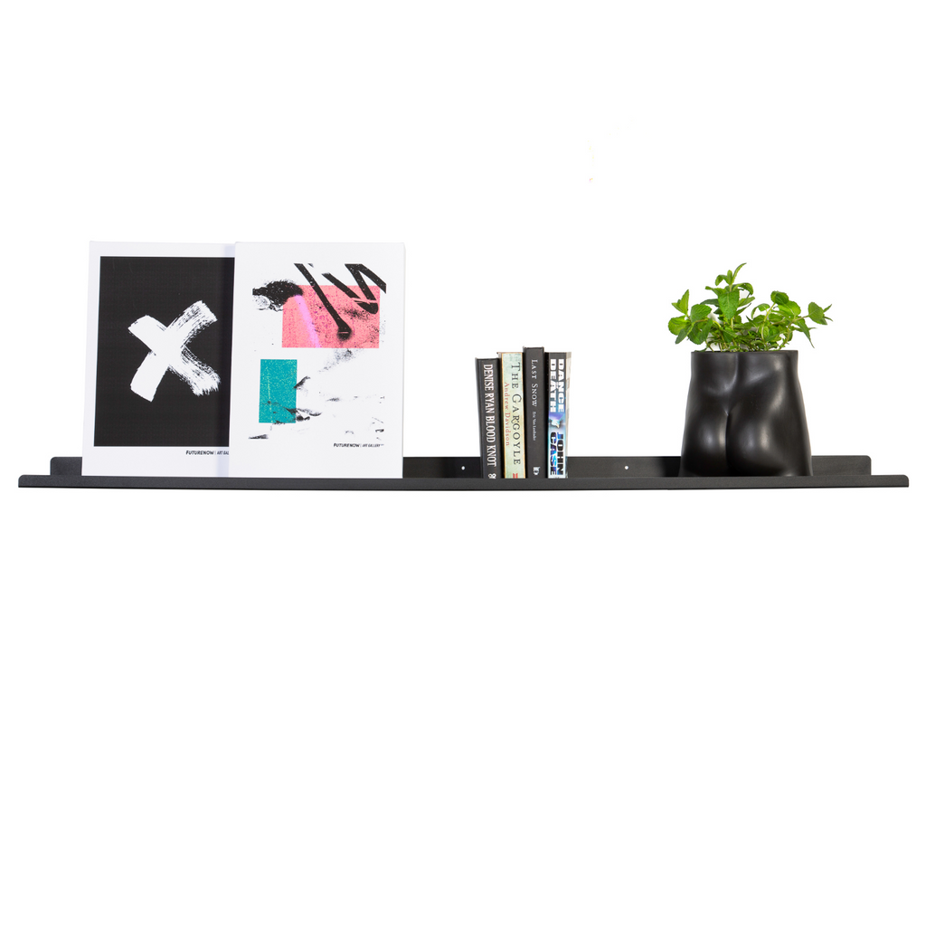 Lip Shelf Giant 1500 - Black