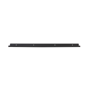 Lip Shelf Large 1100 - Black
