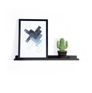 Lip Shelf Medium 700 - Black
