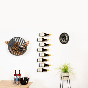 Geometric Storage Drum