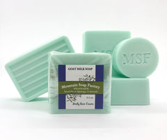 Misty Rain Goat Milk Soap