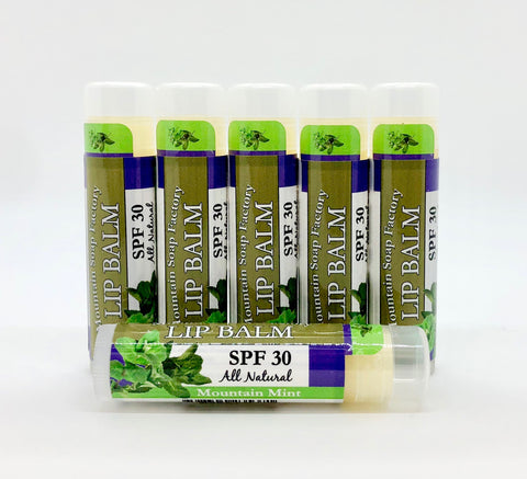 MSF Mountain Mint Lip Balm