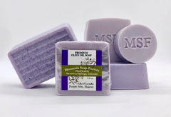 Purple Mountain Majesty   Olive Oil Soap