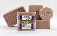 Amberwood                        Olive Oil Soap