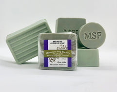 Mountain Meadows                      Olive Oil Soap
