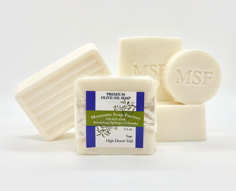 High Desert Trail                        Olive Oil Soap