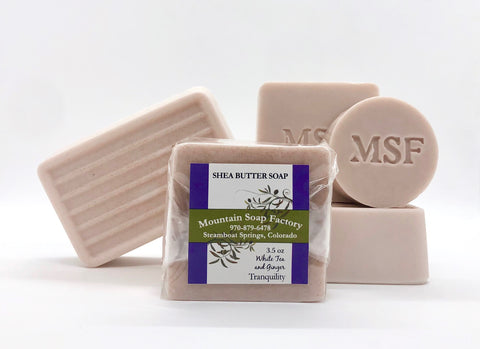 Tranquility ~ Shea Butter Soap