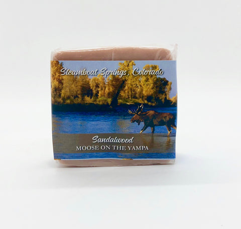 The Steamboat Collection ~ Moose on the River