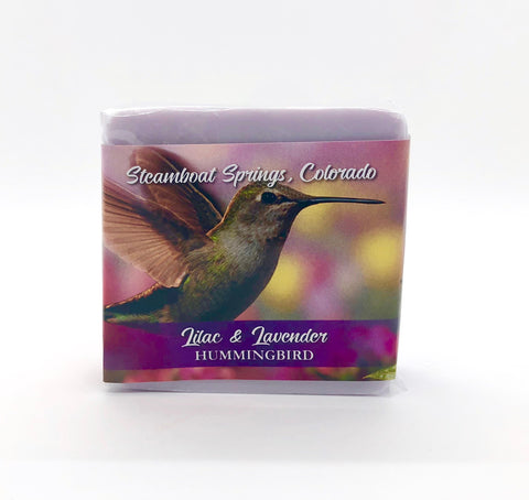 The Steamboat Collection ~ Hummingbird