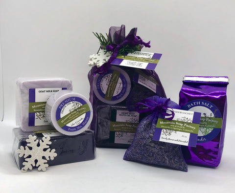 Holiday Gift ~ Everything Lavender!