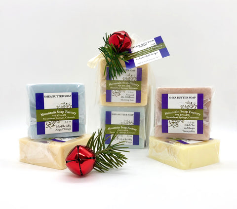 Holiday Gift Bag ~ Shea Butter Collection