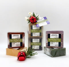 Holiday Gift Bag ~ Hemp Seed and Olive Oil Collection