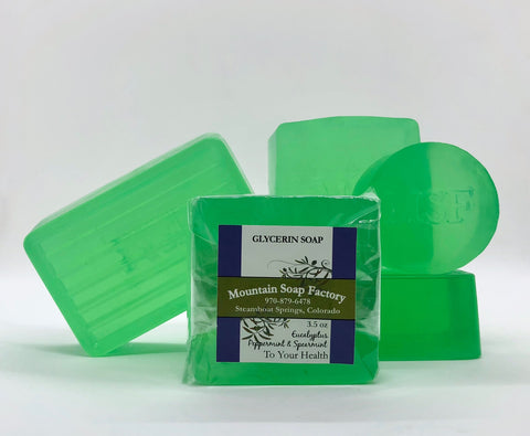 To Your Health Glycerin Soap