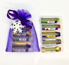 Holiday Gift ~ MSF Lip Balm Variety Pack
