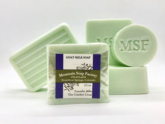 The Garden Goat                                       Goat Milk Soap