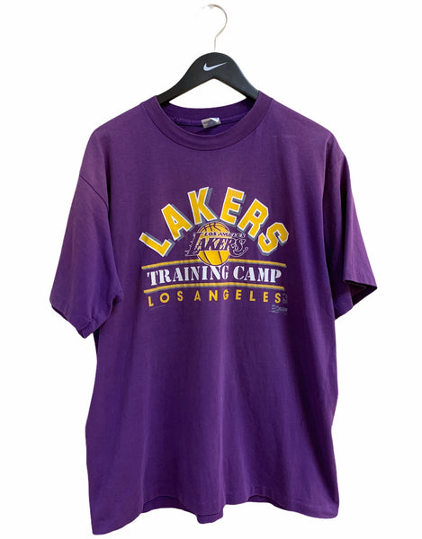 Vintage Lakers Training Camp Tee