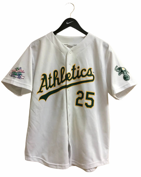 Vintage Mark McGwire Jersey